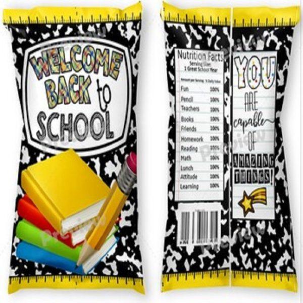 popcorn plastic bags