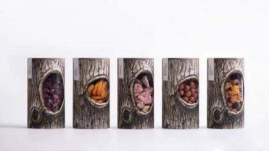 Pchak dried fruit packaging
